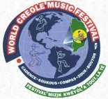 World Creole Music Festival Logo